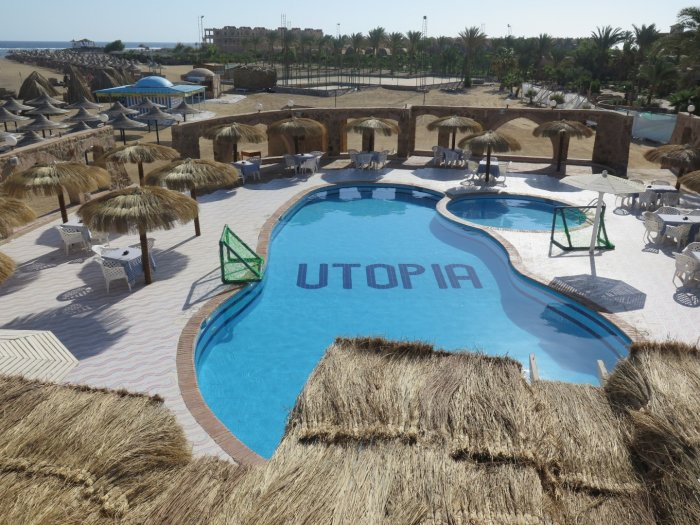 Utopia Beach Club Swimming Pool