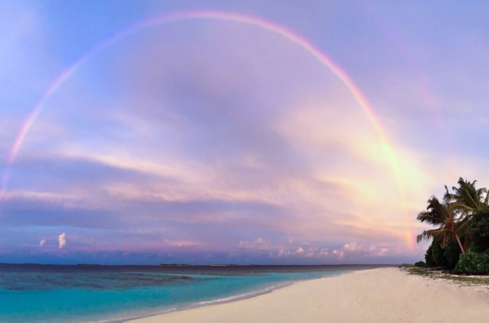 Monsoon Seasons in Maldives - Thulhagiri Island